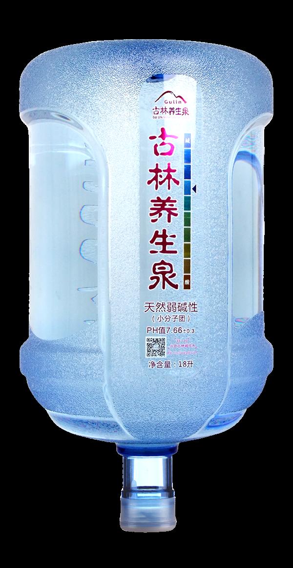 18L一次性桶装水
